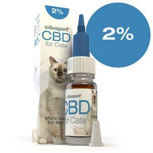 cbd cats 2%